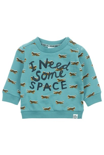 Feetje Jongens Sweater I Need Spacelab 516.01591