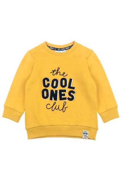 Feetje Jongens Sweater Cool Popcorn Party 516.01607