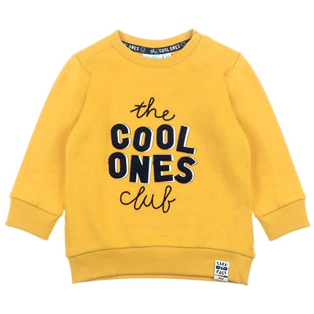 Feetje Jongens Sweater Cool Popcorn Party 516.01607-1