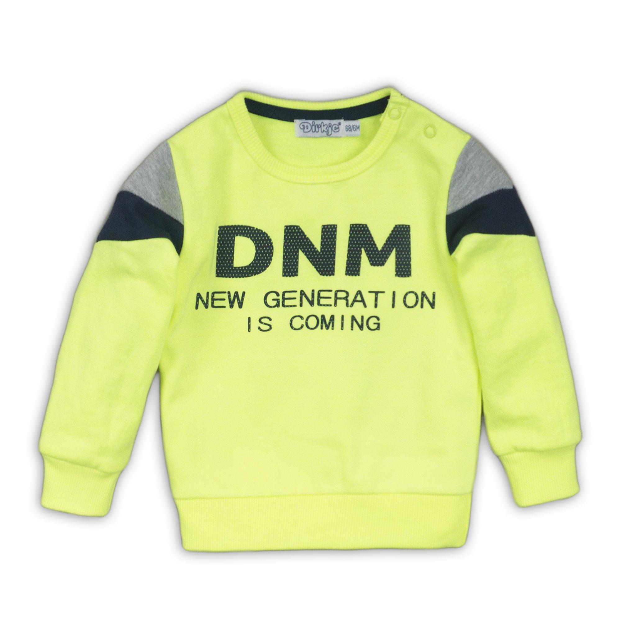Dirkje Jongens Sweater D36532-35-1
