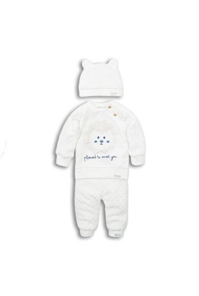 Dirkje Baby Pakje met Mutsje D36462-31