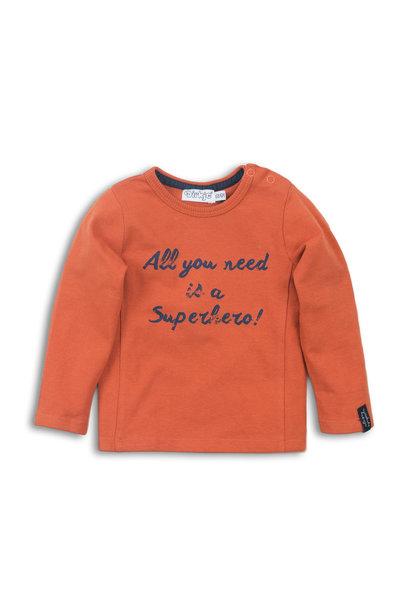 Dirkje Jongens Shirt D36621-35