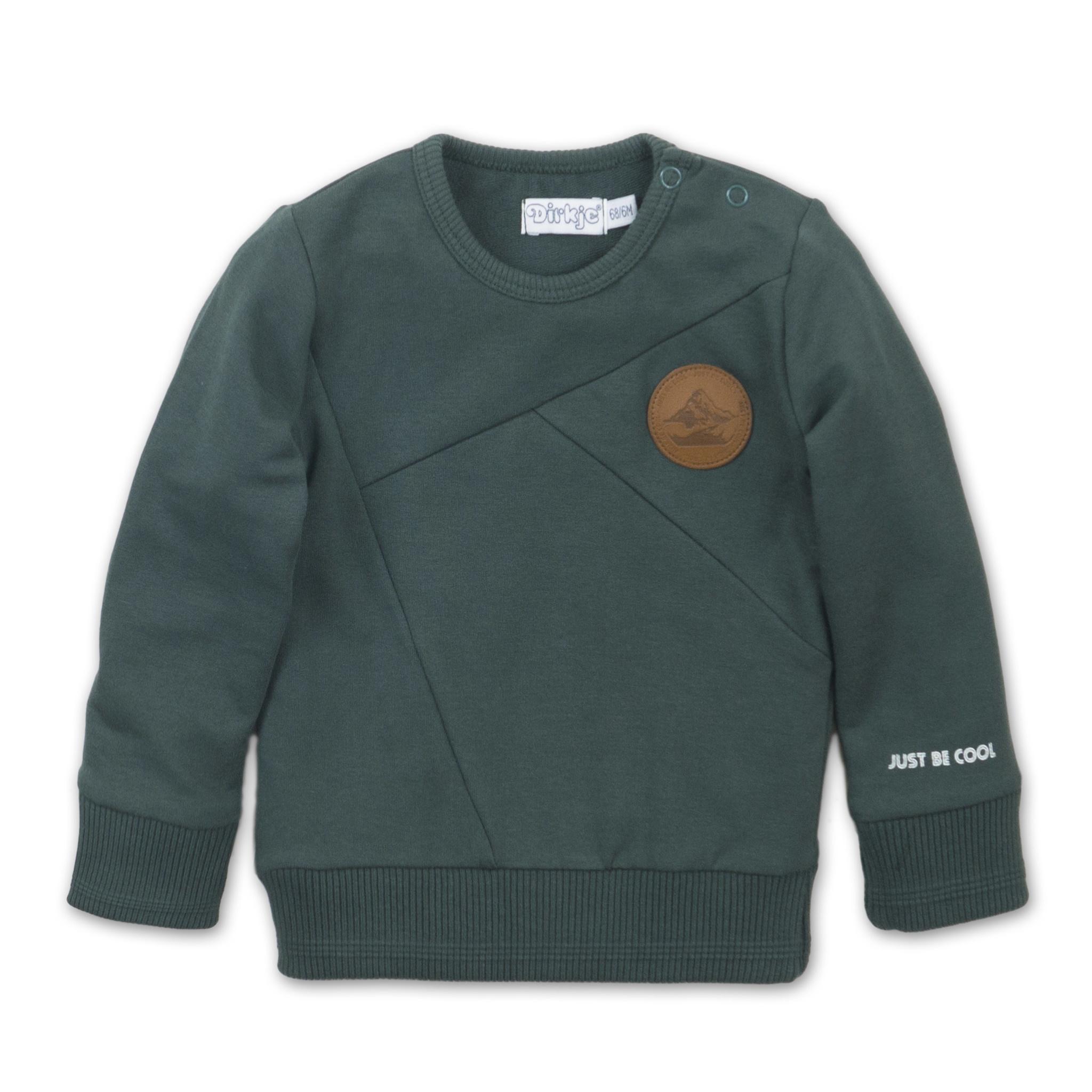 Dirkje Jongens Sweater D36671-35-1