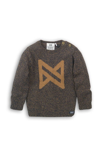 Koko Noko Jongens Sweater D36816-37