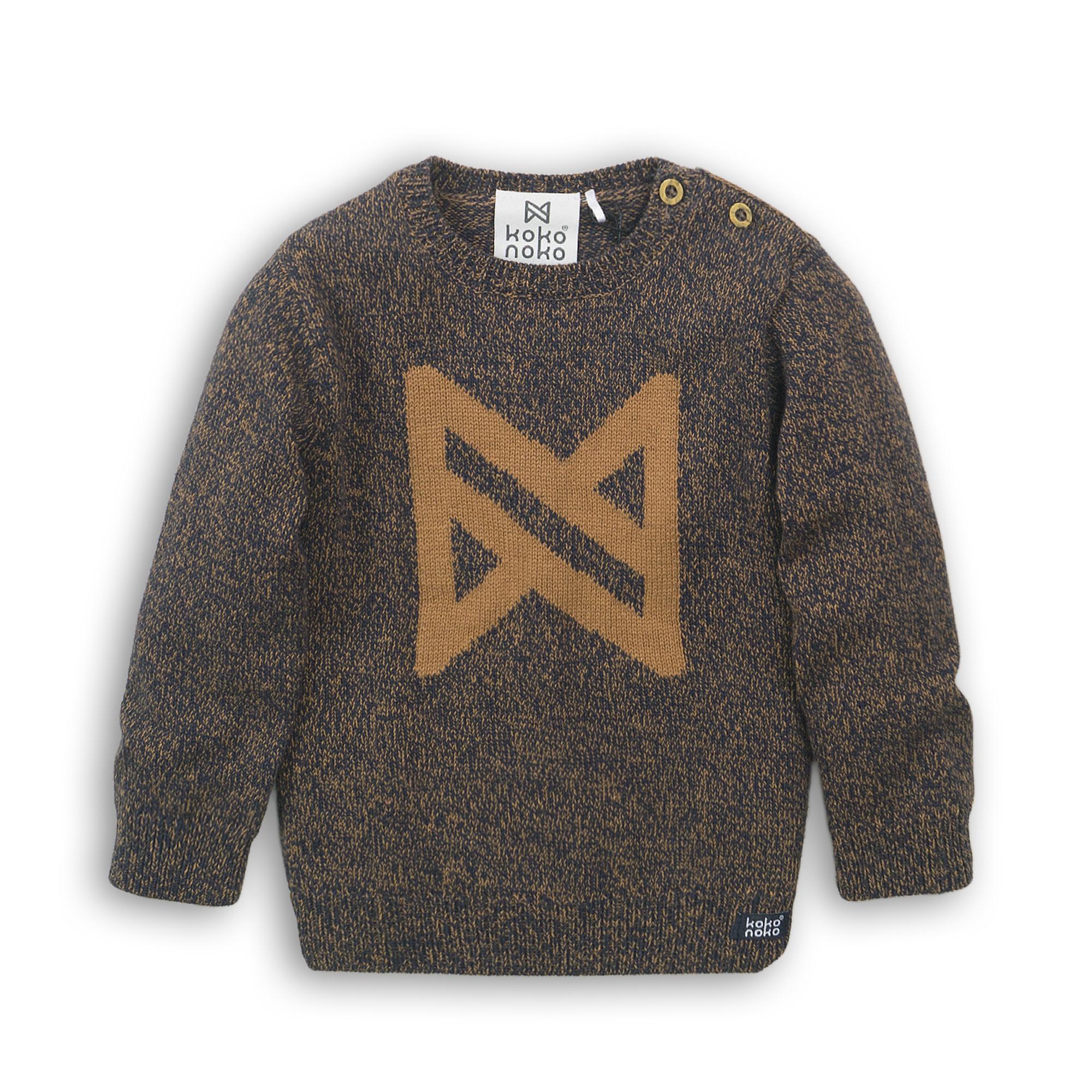 Koko Noko Jongens Sweater D36816-37-1