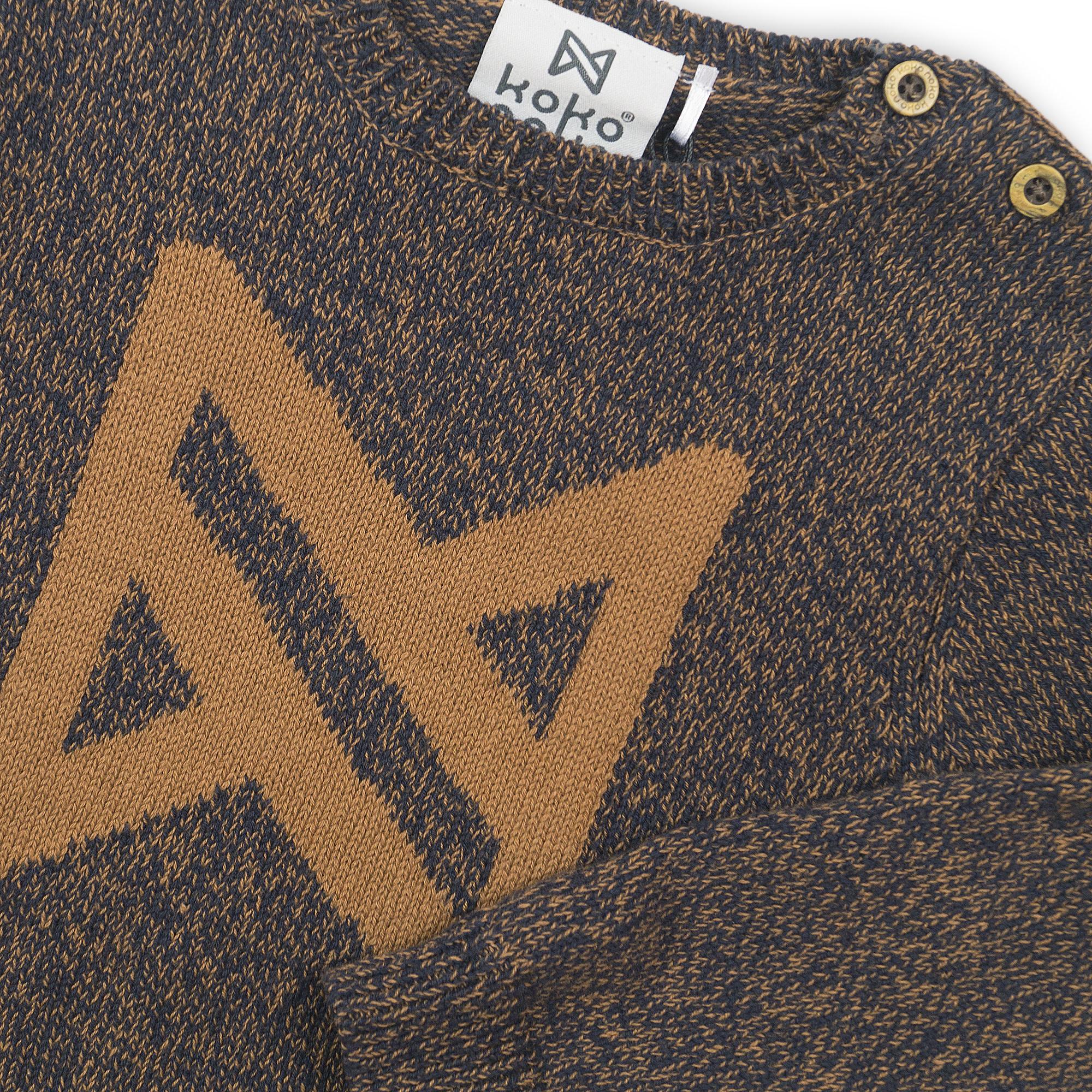 Koko Noko Jongens Sweater D36816-37-3