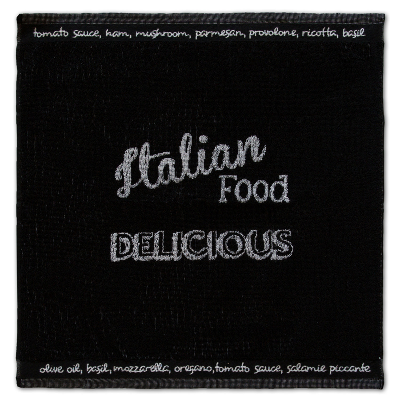 DDDDD Keukenset Italian Food Black-2