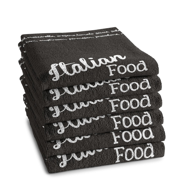DDDDD Keukenset Italian Food Black-4