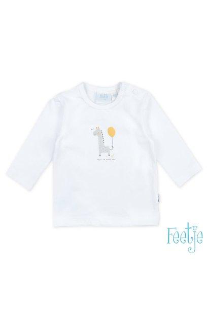 Feetje Baby Shirtje LM Giraffe 516.01632