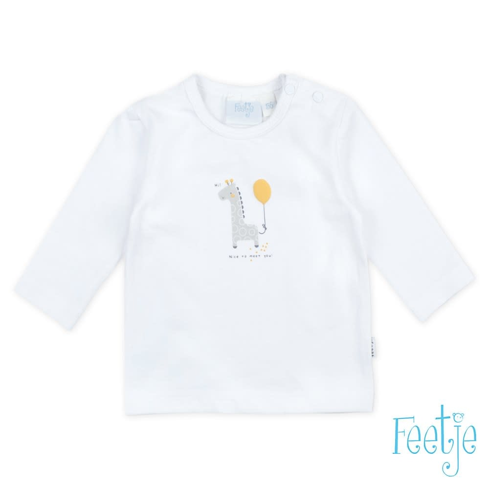 Feetje Baby Shirtje LM Giraffe 516.01632-1