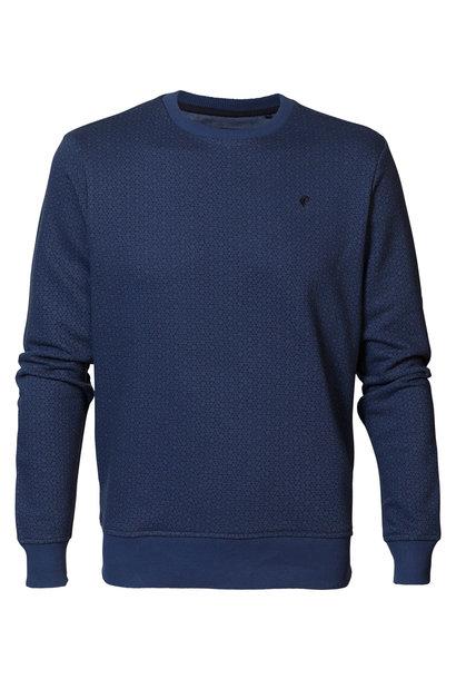 Petrol Heren Sweater RH M-3000-SWR333