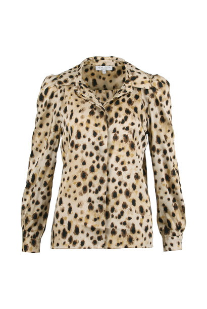 Enjoy Dames Blouse Panter 126280