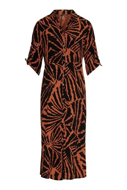 Dreamstar Dames jurk ANIMAL W20 112 Ambrozius