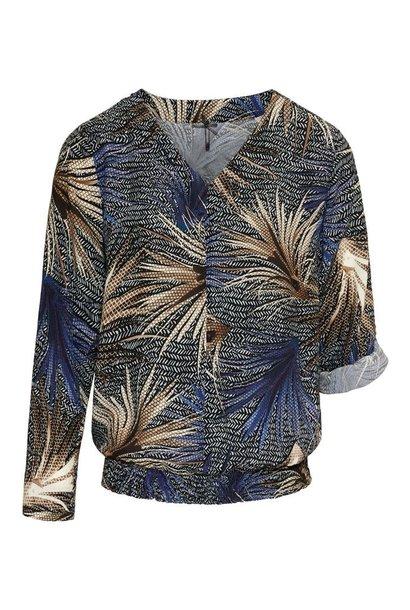 Dreamstar Dames blouse PALM W20 111 Pasquale