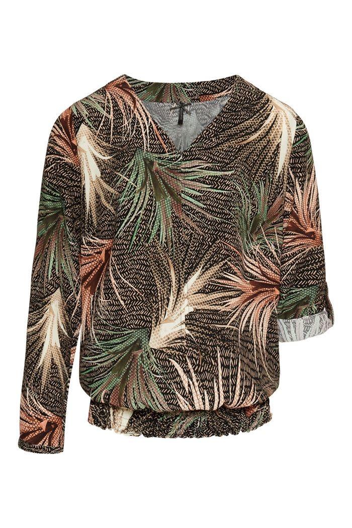 Dreamstar Dames blouse PALM W20 111 Pasquale-2
