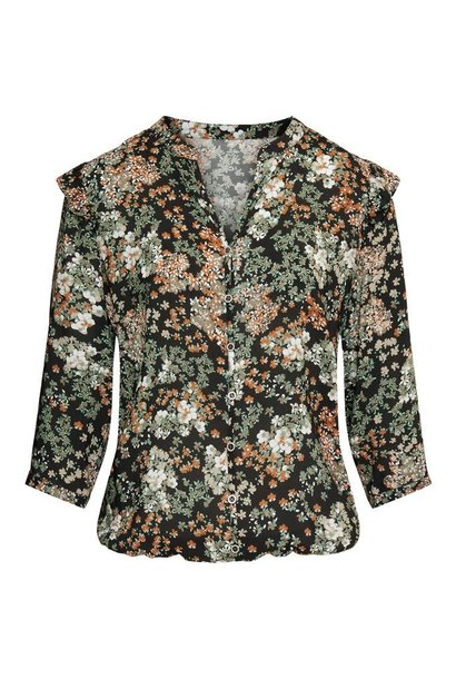 Dreamstar Dames blouse FLOWERS W20 123 Legend