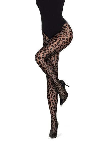MarcMarcs Dames Panty Leopard 87393