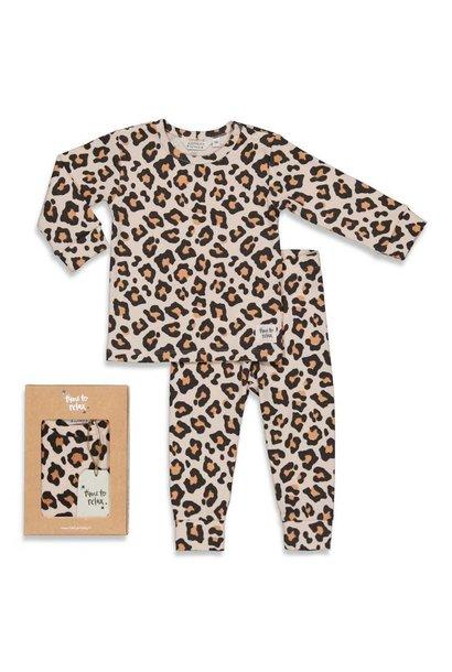 Feetje Premium Sleepwear Leopard Lou 505.00045