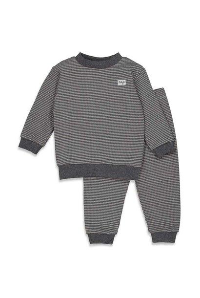Feetje Jongens Pyjama wafel 305.533