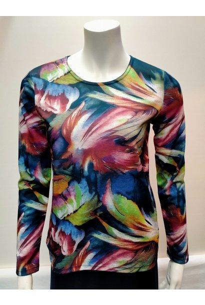Victoria Dames Shirt Dessin 06006