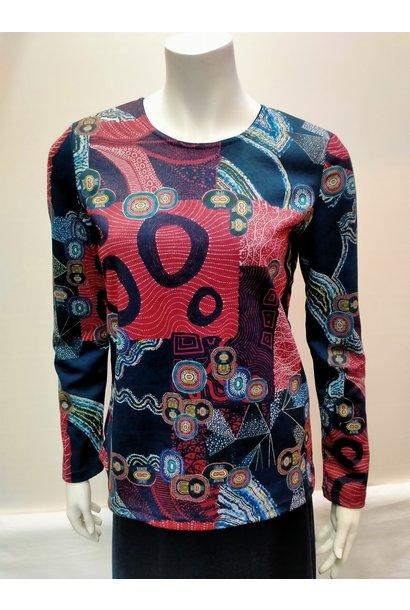 Victoria Dames Shirt Dessin 06005