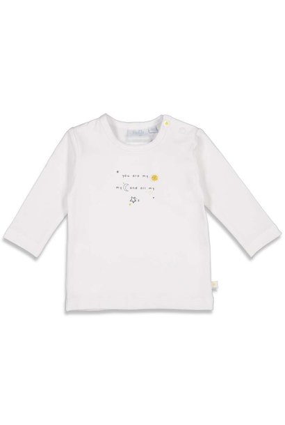 Feetje Baby Shirtje LM You Are Sunny Mood 51601652