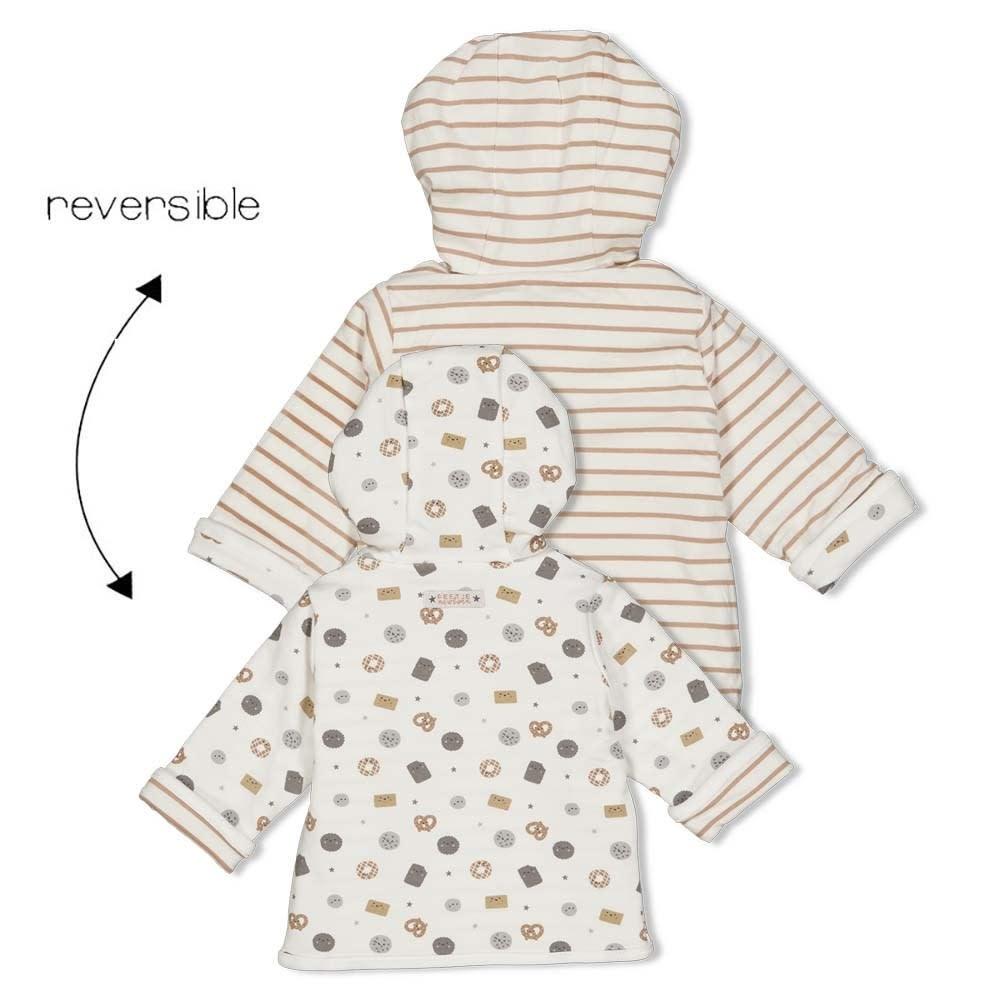Feetje Baby Omkeerbaar Jasje Capuchon Mini Cookie 51800250-2