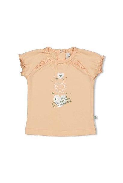 Feetje Meisjes Shirtje KM Hearts 51700647