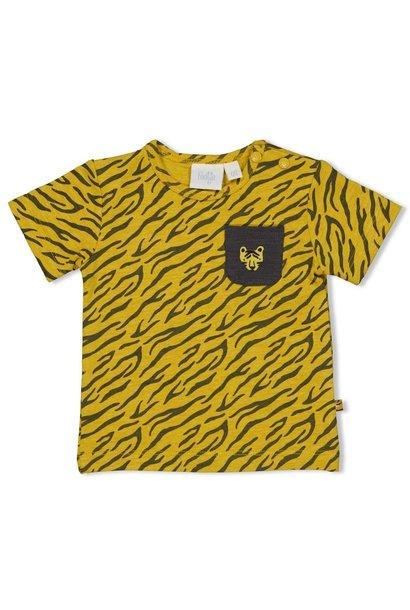 Feetje Jongens Shirtje KM AOP Go Wild 51700654