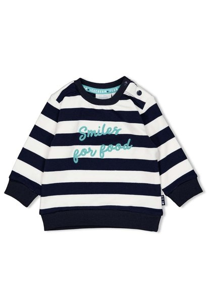 Feetje Jongens Sweater Streep Team Icecream 51601658