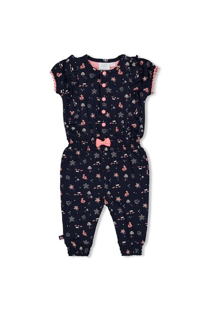 Feetje Meisjes Jumpsuit Seaside Kisses 52000056