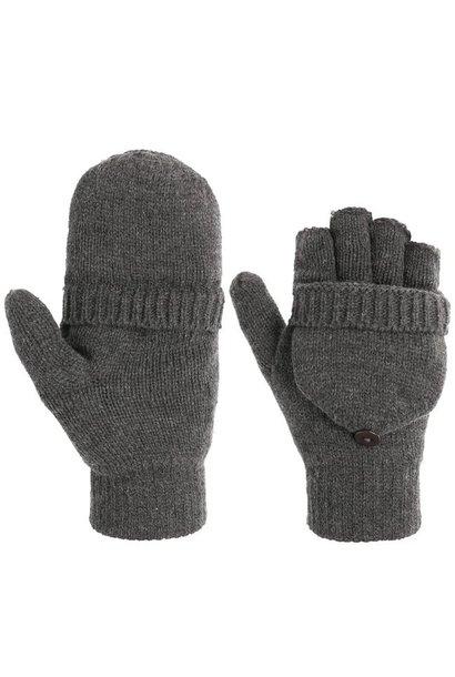 Thinsulate Vingerloze Handschoen met Mof