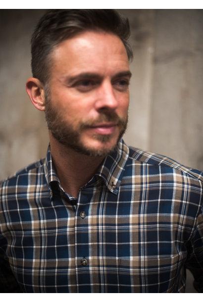 Henderson Heren Overhemd LM 5139