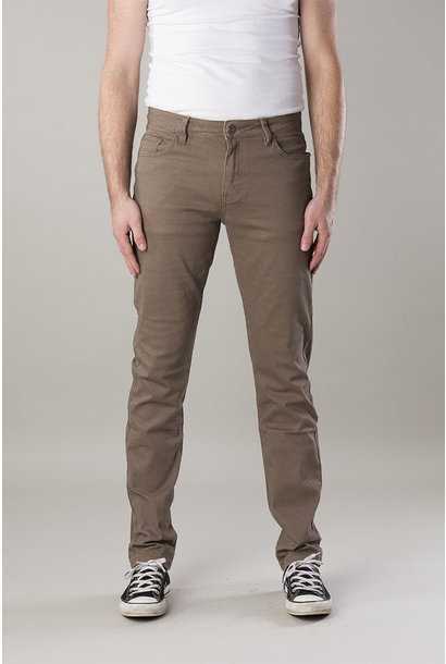 New Star Heren Jeans Nyon Slim Twill