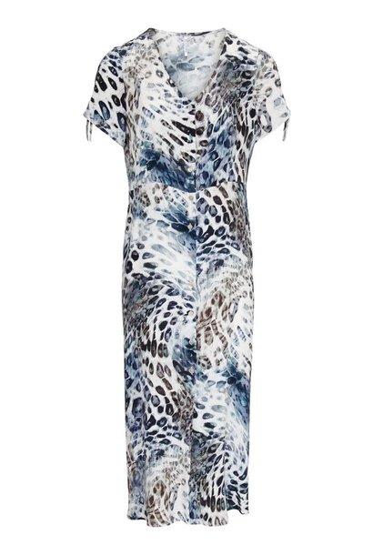 Dreamstar Dames jurk AQUAREL Z21 201 Artemis