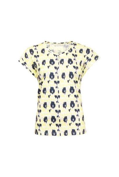 Micha Dames Shirt Batik print 165-196