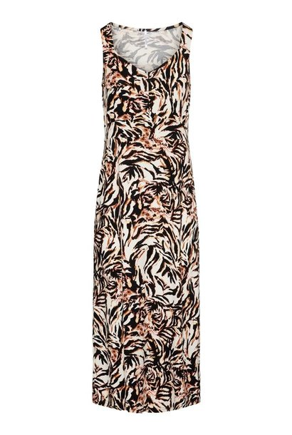 Dreamstar Dames jurk lang AFRICA Z20 306 Maxim