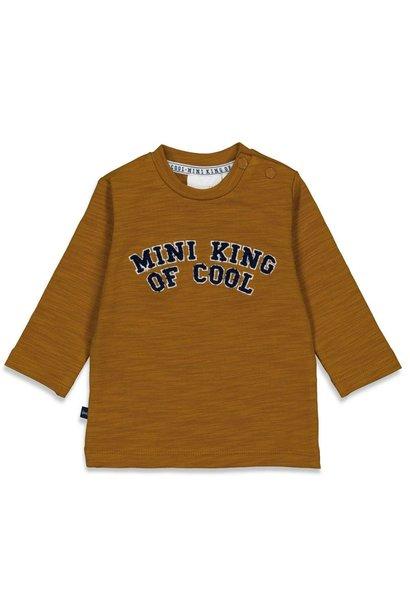 Feetje Jongens Shirtje LM Mini King - King Of Cool 51601758