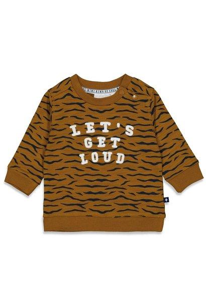 Feetje Jongens Sweater AOP - King Of Cool 51601762