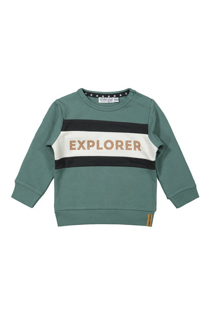 Dirkje Jongens Sweater F40533-35