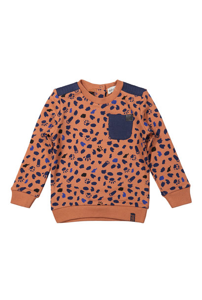 Koko Noko Jongens Sweater F40816-37