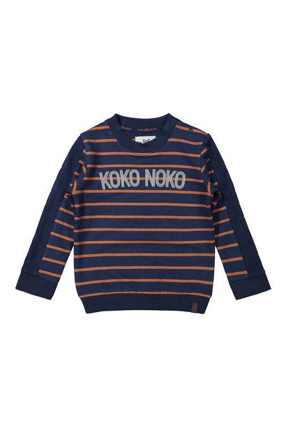 Koko Noko Jongens Sweater F40818-37