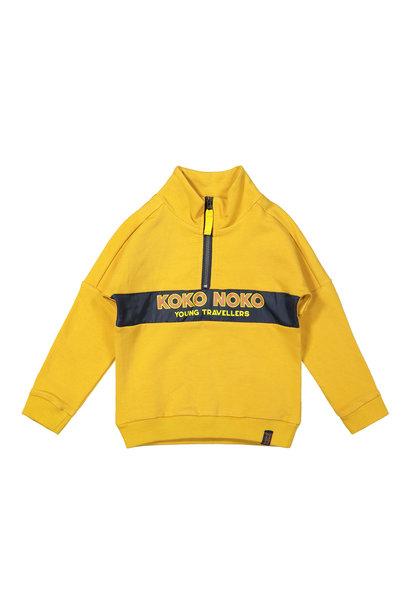 Koko Noko Jongens Sweater Met Rits F40835-37