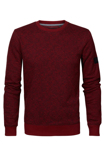 Petrol Sweater M-3010-SWR306
