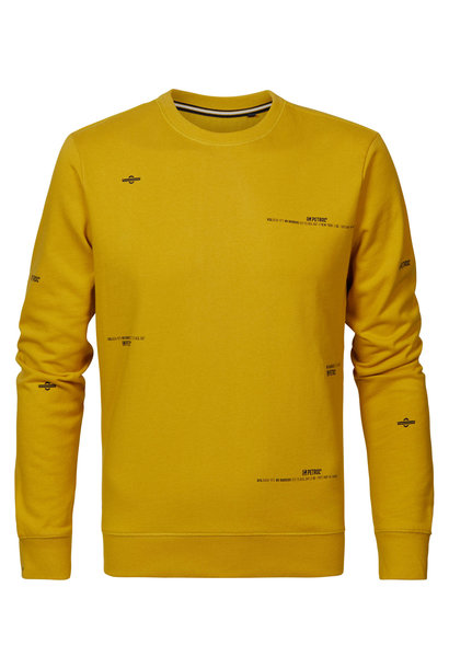 Petrol Sweater M-3010-SWR3180