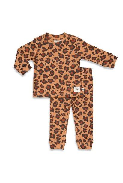 Feetje Pyjama Leopard Lee 505.00050