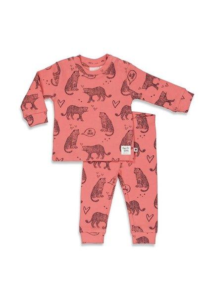 Feetje Pyjama Roarr Ruby 50.50005.1
