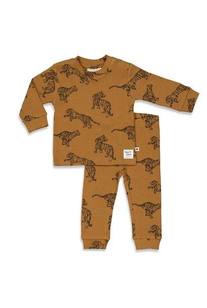 Feetje Pyjama Tiger Terry 50500054