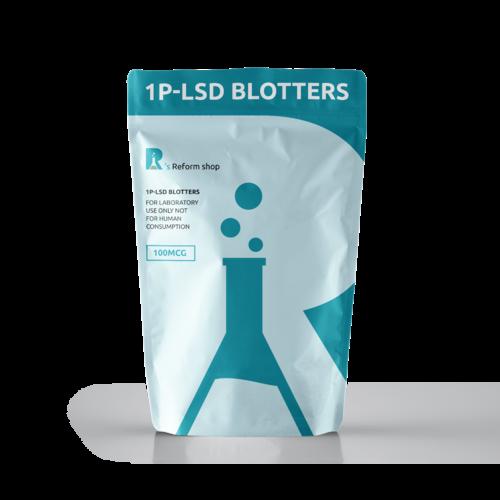 1P-LSD blotters 100mcg