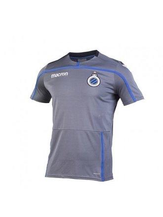 Trainingt-shirtgrijsMacronkids18/19